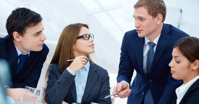 Vertrauen – der Schlüssel für den Aufbau guter Geschäftsbeziehungen